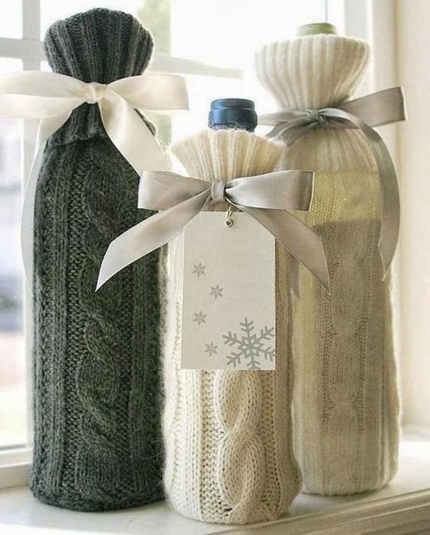 Идеи для нового года вязание