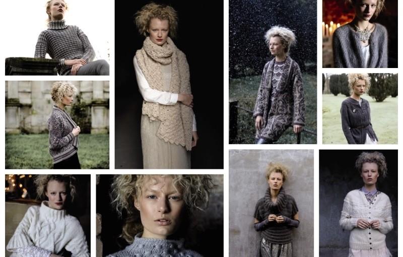 Вязаная мода сезона осень-зима 2015-2016 от Rowan