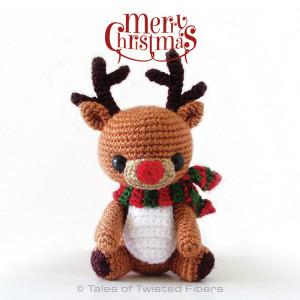 Rody, the Reindeer Amigurumi