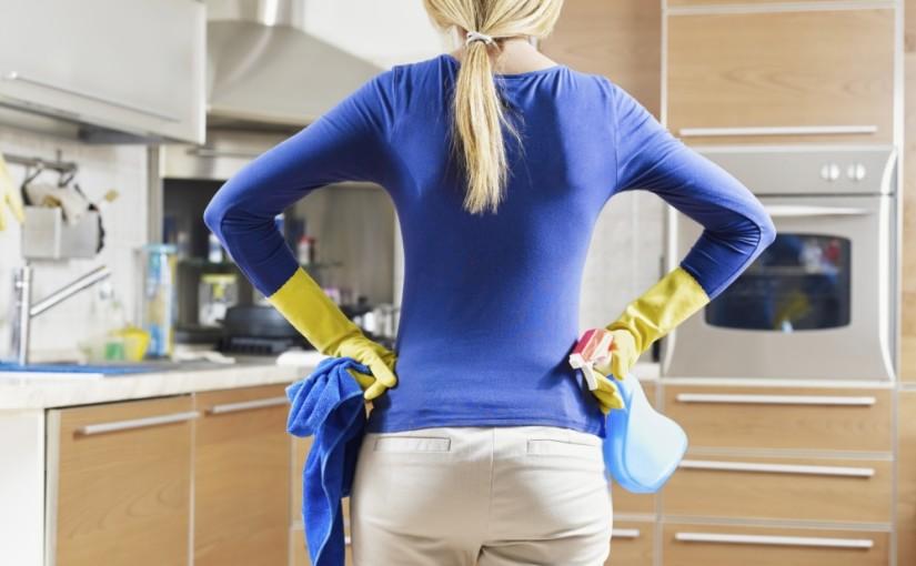 Советы по уборке: 10 полезных хитростей